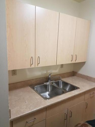 District of Thunder Bay Social Services Board - New Kitchen Cabinets and Counters Throughout Elizabeth Court and Spence Court