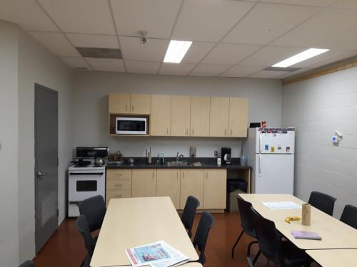 City of Thunder Bay Transit Hub - Lunchroom and Washroom Renovation