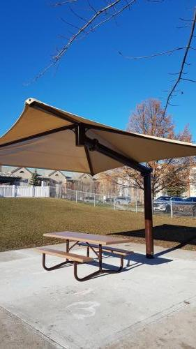 Grace Remus Children's Center - New Canopy