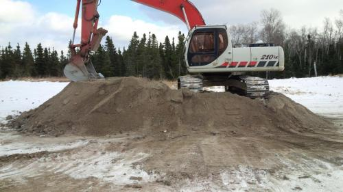 Sleeping Giant Waste Transfer Station - Heavy Civil Construction