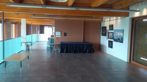 Baggage and Arts Building - Mezzanine Renovation
