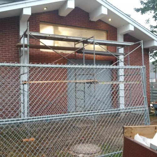 Chamberlain Pumping Station - Building Upgrades - Extensive Renovation Including New Upper Addition