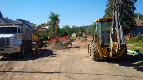 Township of Nipigon - Churchill Drive New Servicing and Road Reconstruction