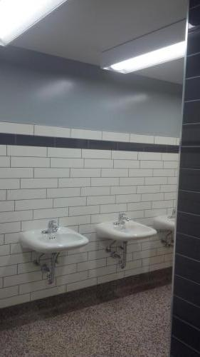Gron Morgan Washrooms - Institutional Renovation