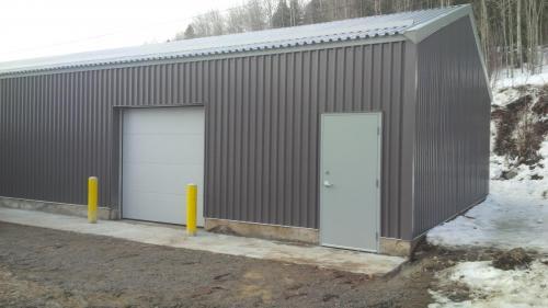 MNR MacDiarmid Fire Base - Garage Renovation
