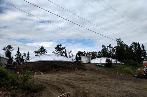 Nipigon Reservoir Roofs