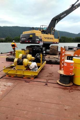 Red Rock Marine Work