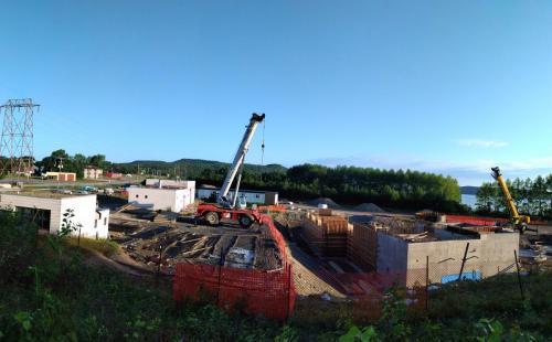 Red Rock Sewage Treatment Plant