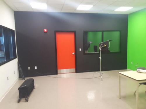 St. Ignatius High School Recording Studio - Institutional Renovation