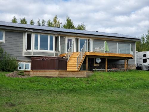Deck and Exterior Finishing