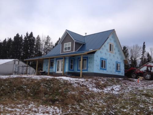 Sleepy G Farmhouse - New Residential Construction